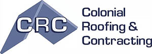 Colonial Roofing and Contracting Logo